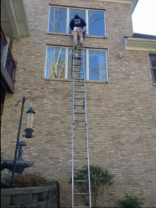 Louisville Window Cleaning - The Window Ninjas
