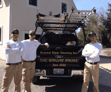 Louisville Cleaning Company - The Window Ninjas