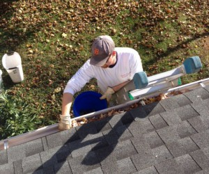 Gutter Cleaning for Louisville - Window Ninjas